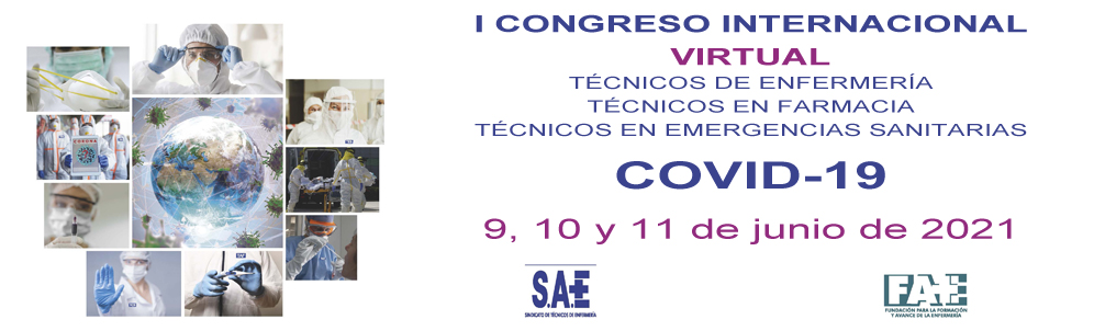 I Congreso virtual COVID 19
